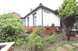 Semi - Detached Bungalow For Sale  Blackpool Lancashire FY4