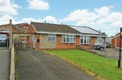 Semi - Detached Bungalow For Sale  Stoke-on-Trent Staffordshire ST6