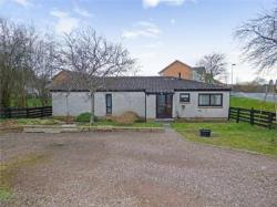 Detached Bungalow For Sale  Galashiels Scottish Borders TD1