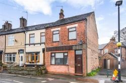 End Terrace House For Sale  Stoke-on-Trent Staffordshire ST8