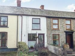 Terraced House For Sale  Brecon Powys LD3
