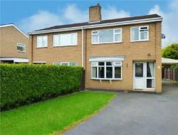 Semi Detached House For Sale  Uttoxeter Staffordshire ST14