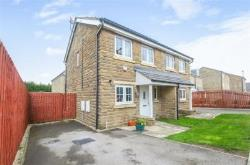Semi Detached House For Sale  Dewsbury West Yorkshire WF13