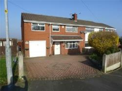 Semi Detached House For Sale  Dukinfield Greater Manchester SK16