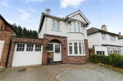 Detached House For Sale  Cannock Staffordshire WS11