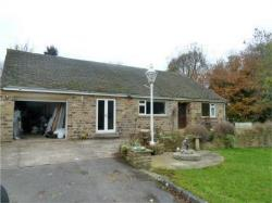 Detached Bungalow For Sale  Huddersfield West Yorkshire HD8