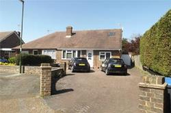 Semi - Detached Bungalow For Sale  Lancing West Sussex BN15