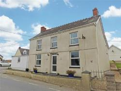 Detached House For Sale  Whitland Carmarthenshire SA34