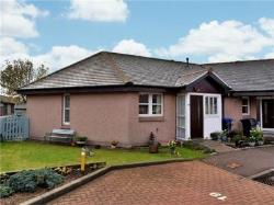Terraced Bungalow For Sale  Laurencekirk Aberdeenshire AB30