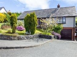 Detached Bungalow For Sale  Corwen Conwy LL21