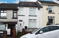 Terraced House For Sale  Merthyr Tydfil Glamorgan CF47