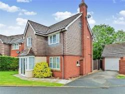 Detached House For Sale  Wrexham Wrexham LL12