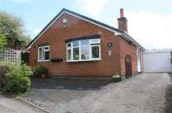 Detached Bungalow For Sale  Stoke-on-Trent Staffordshire ST10