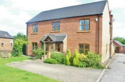 Detached House For Sale  Uttoxeter Staffordshire ST14