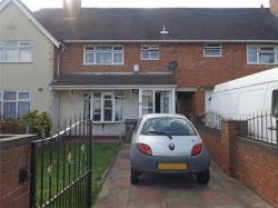 Terraced House For Sale  Walsall West Midlands WS2