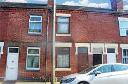 Terraced House For Sale  Stoke-on-Trent Staffordshire ST4