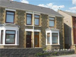 Semi Detached House For Sale  Bridgend Bridgend CF33