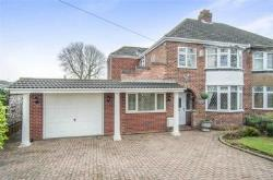 Semi Detached House For Sale  Tamworth Staffordshire B77
