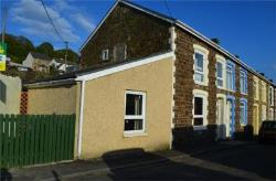 End Terrace House For Sale  Ebbw Vale Gwent NP23