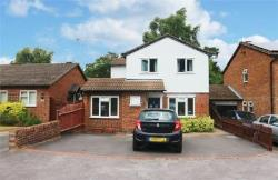 Detached House For Sale  Bordon Hampshire GU35
