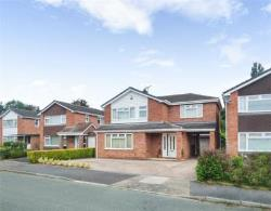 Detached House For Sale  Shrewsbury Shropshire SY2