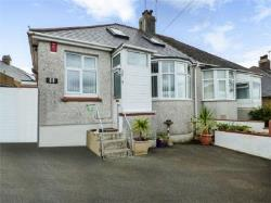 Semi - Detached Bungalow For Sale  Plymouth Devon PL5