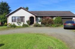 Detached Bungalow For Sale  Turriff Aberdeenshire AB53