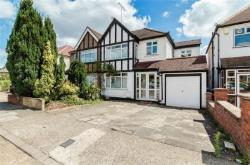 Semi Detached House For Sale  Wembley Middlesex HA9