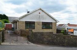 Detached Bungalow For Sale  Porth Rhondda CF39