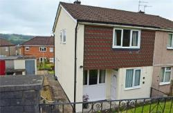 Semi Detached House For Sale  Blackwood Glamorgan NP12