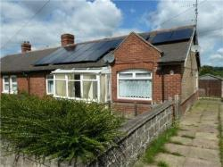 Semi - Detached Bungalow For Sale  Consett Durham DH8