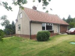 Detached Bungalow For Sale  Biggar Lanarkshire ML12