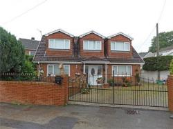 Detached Bungalow For Sale  Merthyr Tydfil Glamorgan CF48