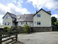 Detached House For Sale  Denbigh Conwy LL16