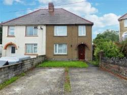 Semi Detached House For Sale  Port Talbot Glamorgan SA12