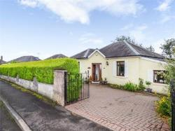 Detached Bungalow For Sale  Crieff Perth and Kinross PH7