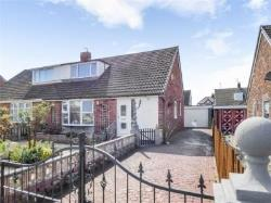Semi - Detached Bungalow For Sale  Fleetwood Lancashire FY7