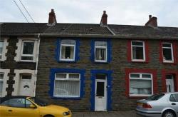 Terraced House For Sale  Aberdare Rhondda CF44