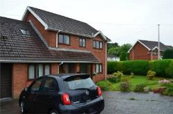 Semi Detached House For Sale  Merthyr Tydfil Glamorgan CF48