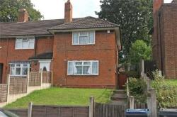 End Terrace House For Sale  Birmingham West Midlands B29
