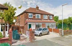 Semi Detached House For Sale  Manchester Greater Manchester M21