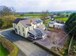 Detached House For Sale  Oswestry Powys SY10