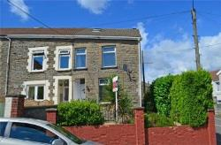 End Terrace House For Sale  Aberdare Powys CF44