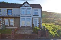 End Terrace House For Sale  Bargoed Glamorgan CF81
