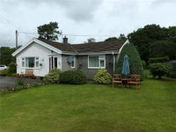 Detached Bungalow For Sale  Ystrad Meurig Ceredigion SY25