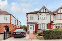 Semi Detached House For Sale  London Greater London NW10