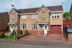 Semi Detached House For Sale  Dumbarton Dunbartonshire G82