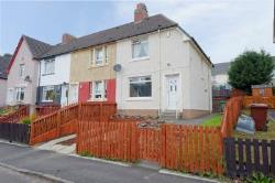 End Terrace House For Sale  Airdrie Lanarkshire ML6