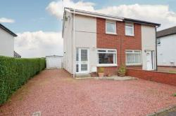 Semi Detached House For Sale  Larkhall Lanarkshire ML9