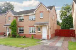 Semi Detached House For Sale  Airdrie Lanarkshire ML6
